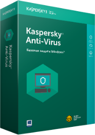 Антивирус Kaspersky Anti-Virus